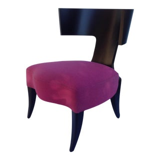 "John Hutton for Donghia ""Klismos"" Chair For Sale"