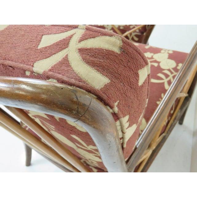 Paolo Buffa Style Modern Lounge Chairs - Pair - Image 4 of 4