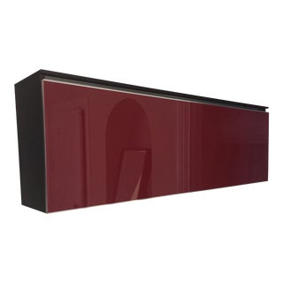 "Modern B&B Italia ""Pab"" Wall Storage Unit For Sale"
