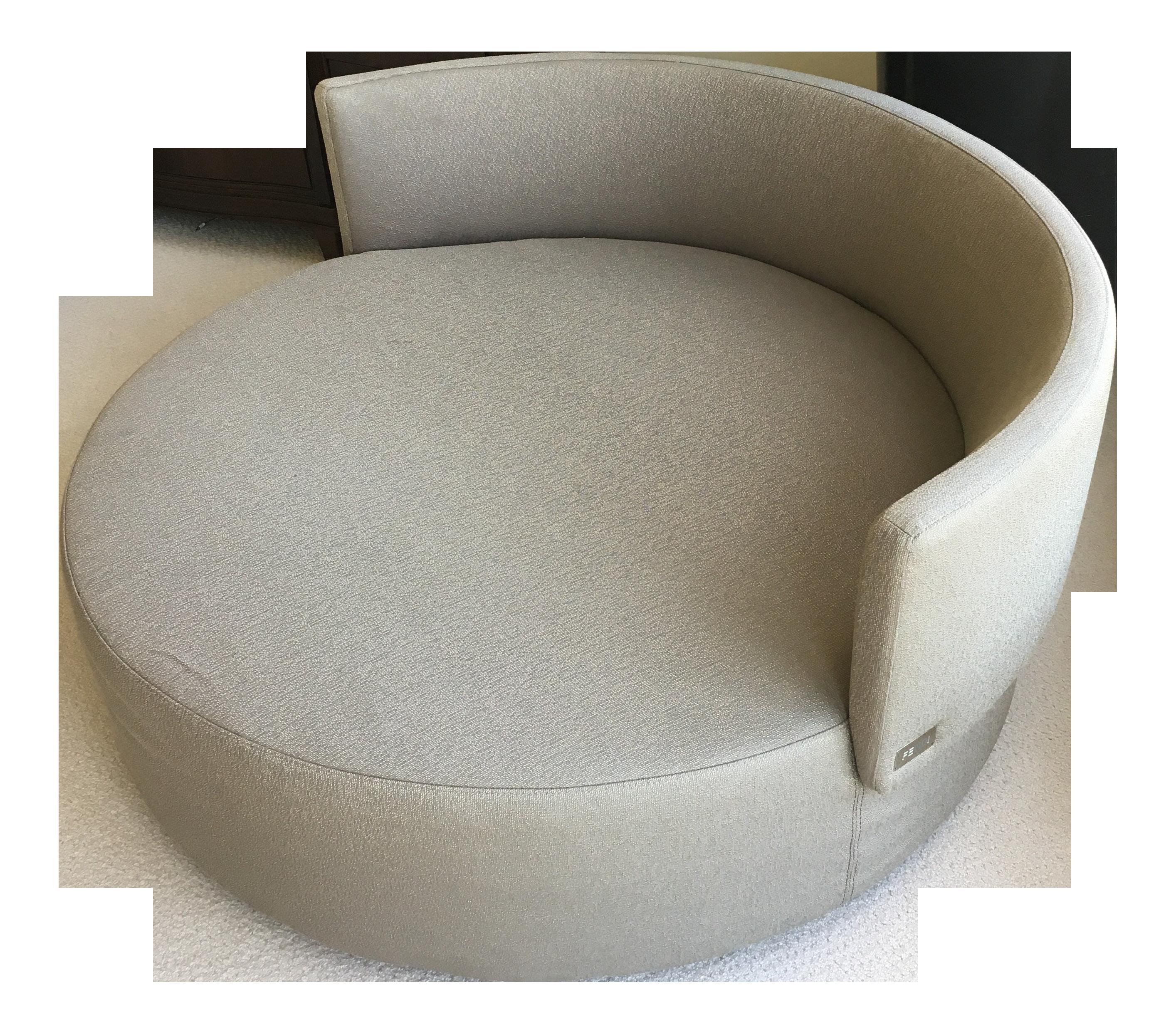 Fendi Casa Circular Sofa