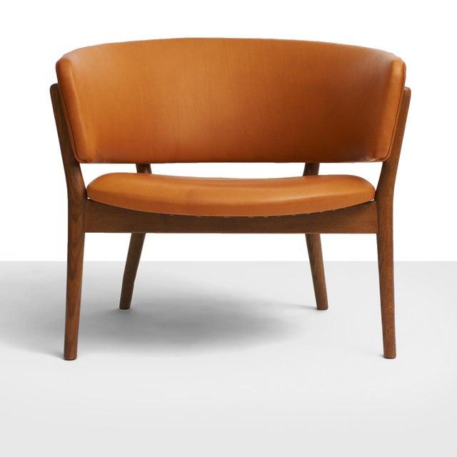 Soren Willadsen Mobelfabrik Nanna Ditzel Model #ND83 Lounge Chairs - a Pair For Sale - Image 4 of 10