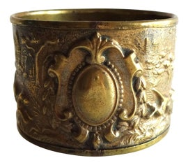 Image of Brass Napkin Rings