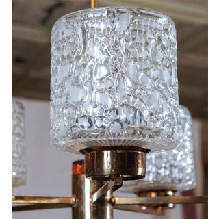 1950s Orrefors Chandelier by Carl Fagerlund Preview