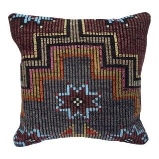 Southwestern Woven Kilim Pillow