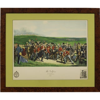 """""""The Golfers"""" St Andrews 1847 For Sale"""