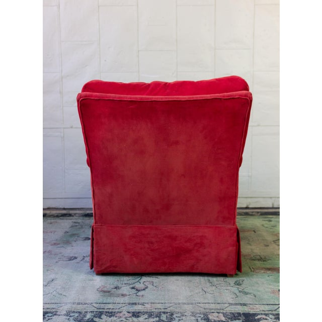 Small Ladie's Chaise Longue For Sale - Image 9 of 11