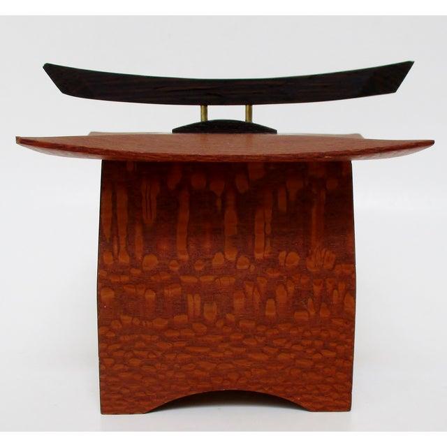 Japanese Maple Pagoda Box - Image 3 of 8