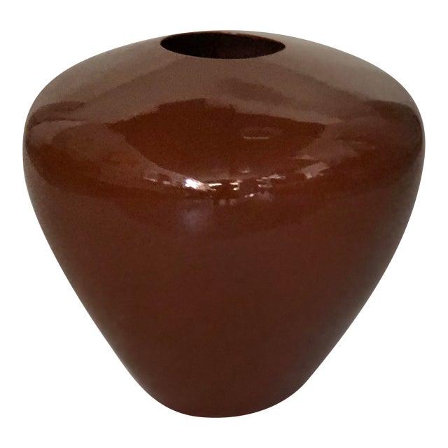 Vintage 1980s Jaru Pottery Urn For Sale