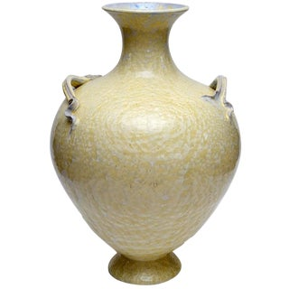 Paul Adams Vessel Floor Vase For Sale