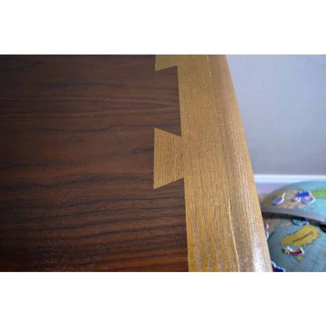 Mid Century Modern Desk by Lane Acclaim For Sale - Image 9 of 12