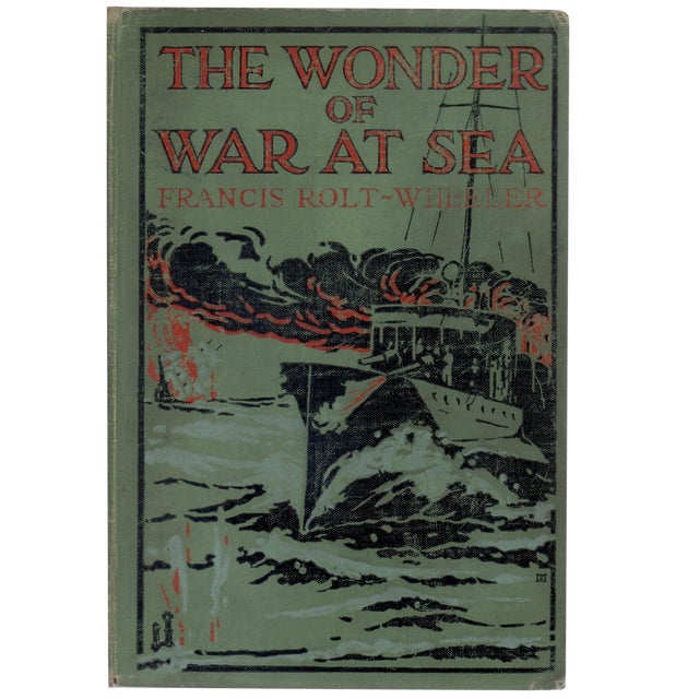 The Wonder of War at Sea For Sale