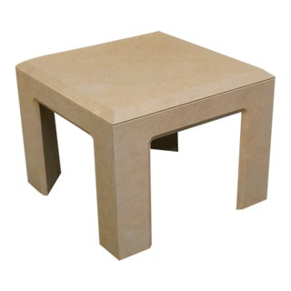 "Lane Furniture Contemporary Style 28"" End Table For Sale"