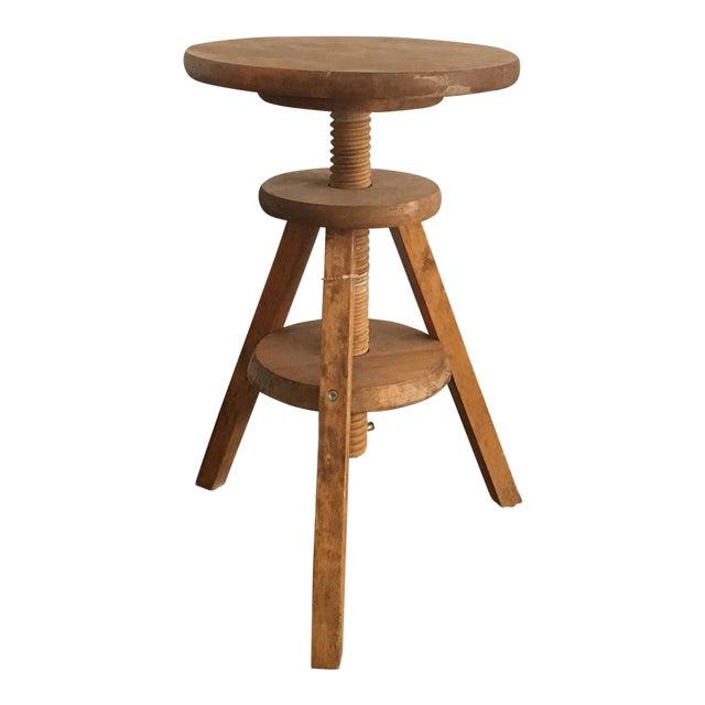 Marvelous Vintage 3 Legged Wooden Milking Stool Ibusinesslaw Wood Chair Design Ideas Ibusinesslaworg