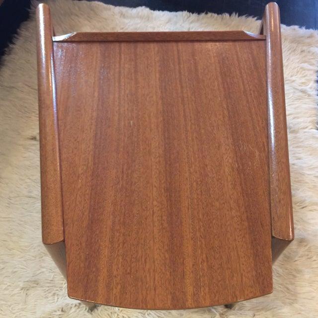 Wedge Table by John Keal for Brown Saltman - Image 6 of 9