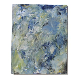 Abstract Contemporary Painting by Dehais For Sale