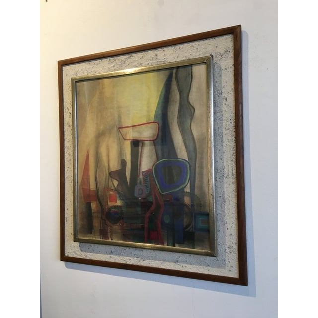 Modern Interiors Abstract Painting - Image 5 of 10