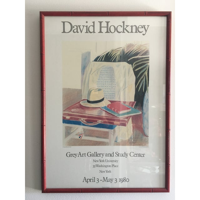 David Hockney Exhibition Print For Sale - Image 11 of 11