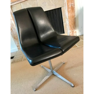 Mid Century Swivel Dining Office Chair Richard Shultz for Knoll Preview