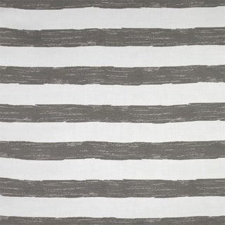 """Sunbrella Indoor/Outdoor """"Long Island Graphite"""" Upholstery Fabric by the Yard"""