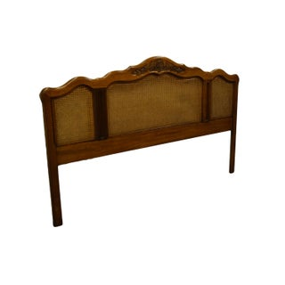 20th Century French Dixie Furniture Country King Size Headboard Preview