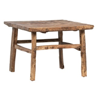 Vintage Village Coffee Table For Sale