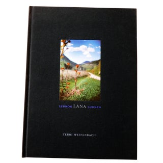"""""""Lana: Photographs Made of a Single Locale"""" by Terri Weifenbach First Edition Book For Sale"""