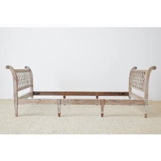 Neoclassical Hollywood Regency French Bed Frame Preview