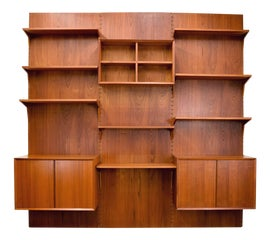 Image of Danish Modern Wall Cabinets
