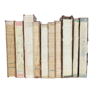 Deconstructed Antique Books, S/10