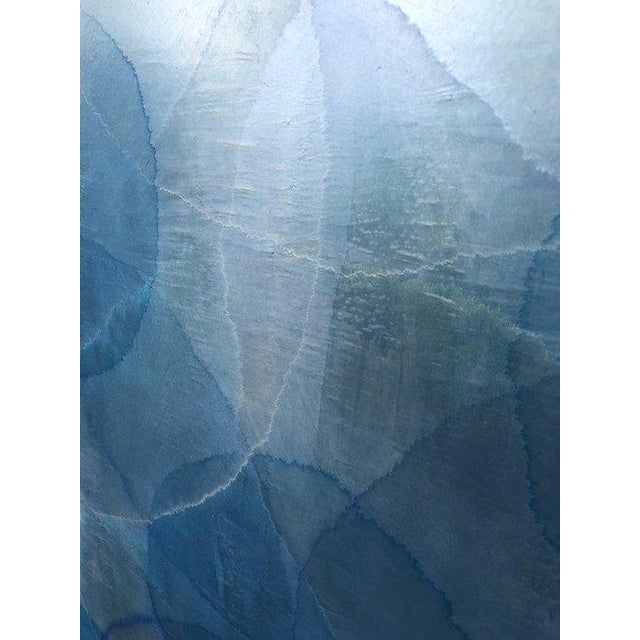 """2018 """"Nacre"""" Painting by Roger Mudre For Sale In New York - Image 6 of 8"""