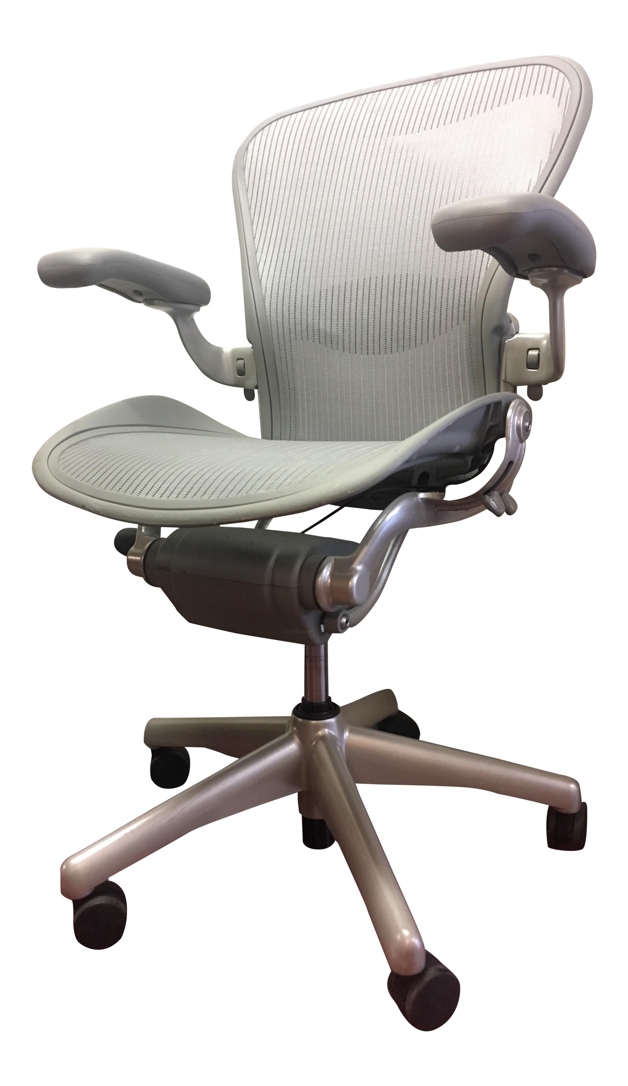 Herman Miller Aeron Chair Size B Chairish