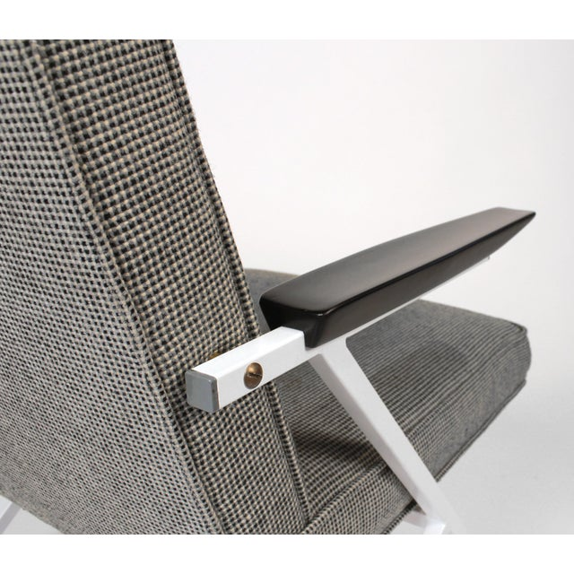 Ladislav Rado Cantilevered Lounge Chairs for Knoll and Drake, 1950s For Sale - Image 9 of 10