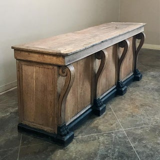 19th Century French Louis Philippe Comptoire ~ Store Counter Preview