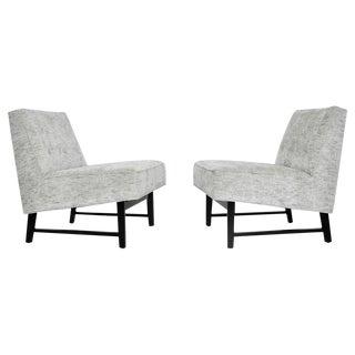 Dunbar Slipper Chairs, Edward Wormley, 1950s For Sale