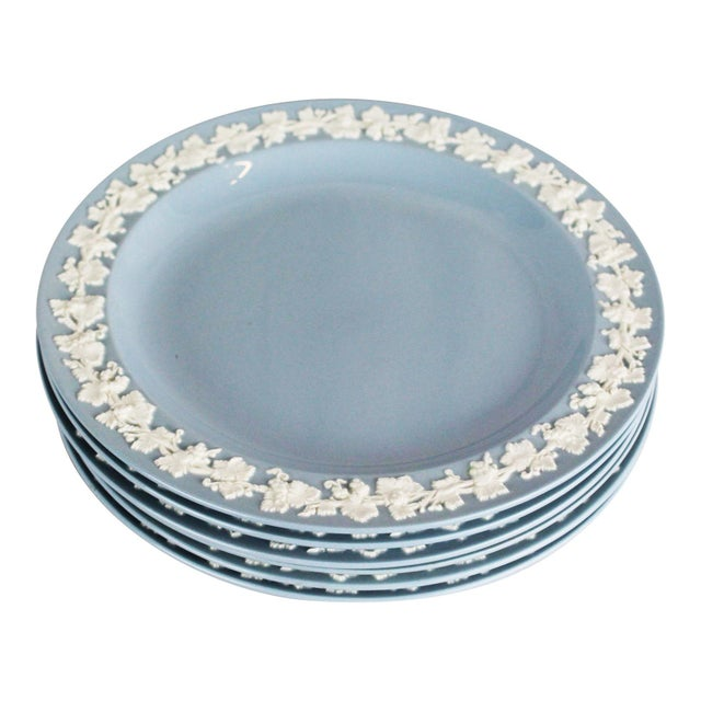 Mid 20th Century Wedgwood Lunch Plates - Set of 6 For Sale - Image 5 of 5