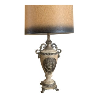 Antique Style Table Lamp For Sale