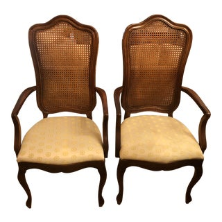 Thomasville Head Chairs - a Pair For Sale