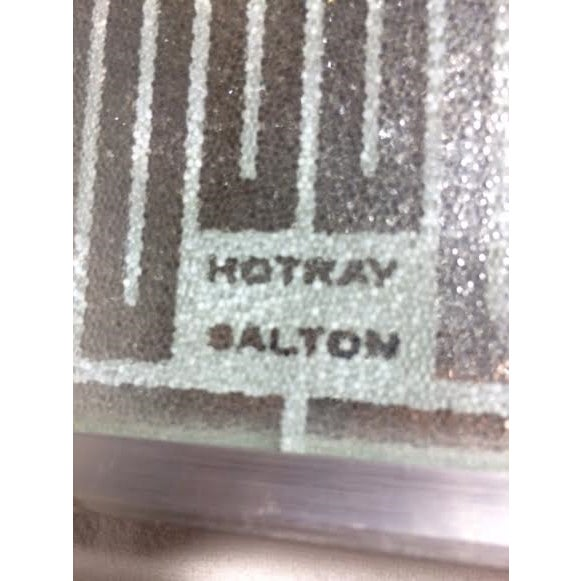 Vintage Salton Warming Tray - Image 4 of 5