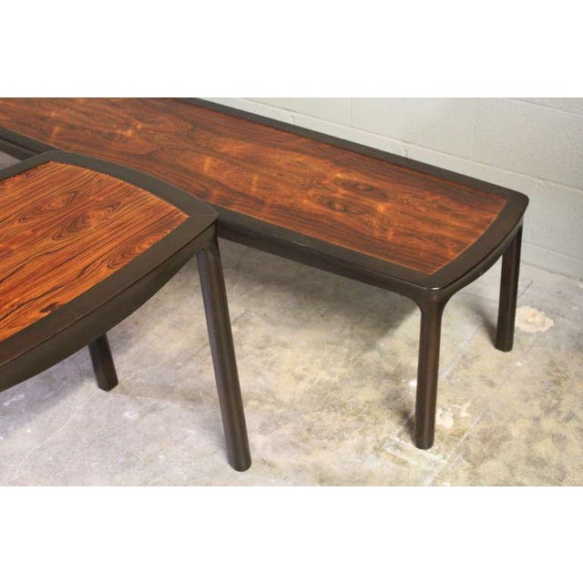 Rosewood Coffee Table by Edward Wormley for Dunbar - Image 9 of 10