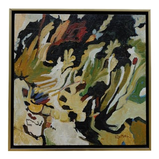 Laurie MacMillan Original Abstract Painting For Sale
