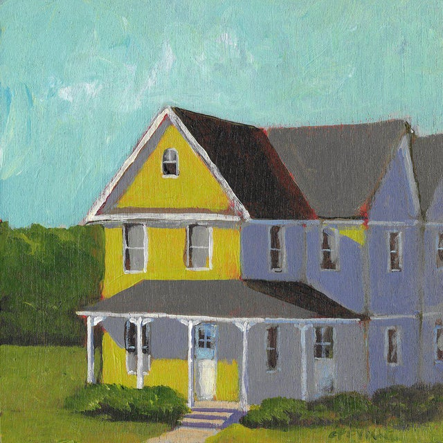 Carol C. Young, 'Victorian Farm House', 2018 For Sale