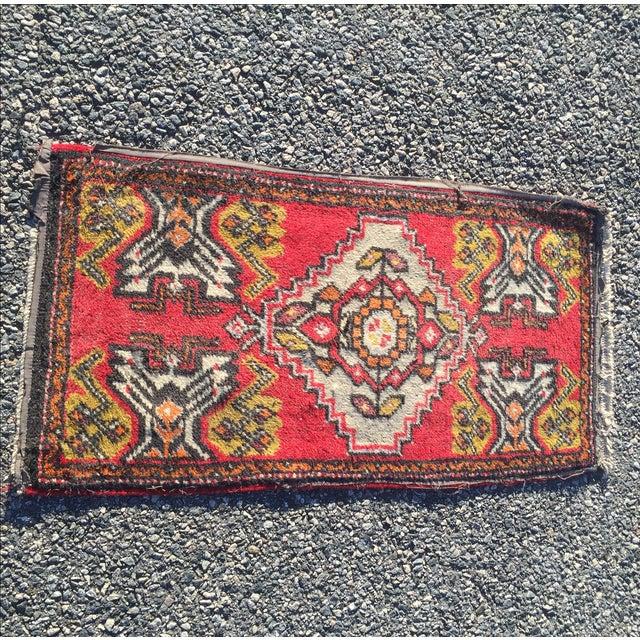"Anatolian Persian Rug, 1'5"" x 3'3"" - Image 2 of 9"