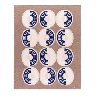 Maison Leleu - Constellation Cashmere Blanket, 51' X 71' For Sale