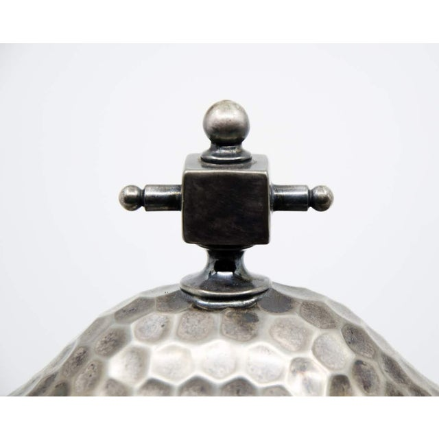 Late 19th Century 19th C. Meriden B. Company Silver Plated Soup Tureen and Spoon - a Pair For Sale - Image 5 of 13