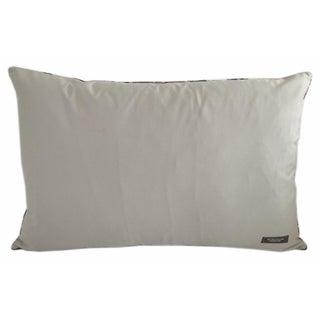 Custom Down Feather Silk Velvet Accent Pillow Preview