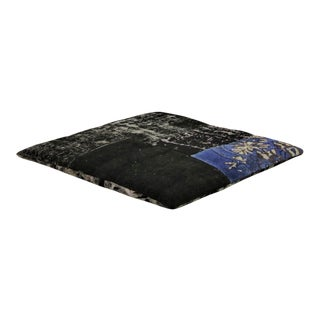 Modern Patchwork Floor Pillow For Sale