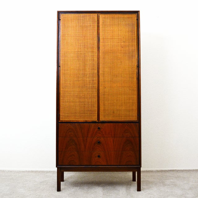 This is one of those rare pieces of truly timeless design. Clean lines, quality craftsmanship and premium walnut....