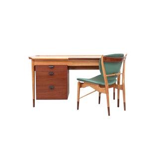 Finn Juhl for Baker Desk and Chair