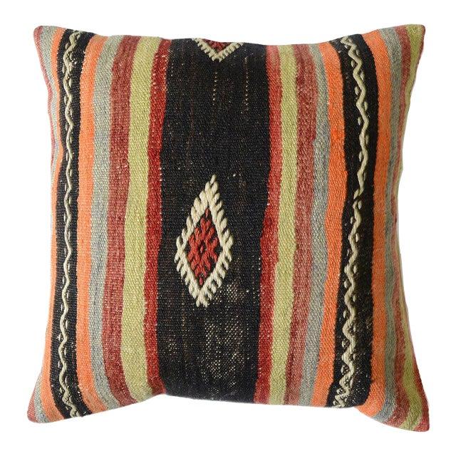 Pasargad Vintage Turkish Kilim Pillow - Image 1 of 3