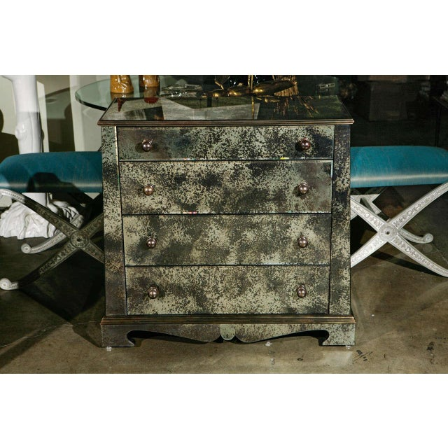 Paul Marra European Style Mirrored Chest - Image 3 of 10